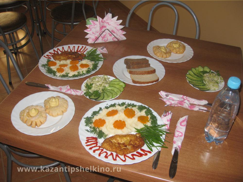 Коттедж Казантип (столовая)